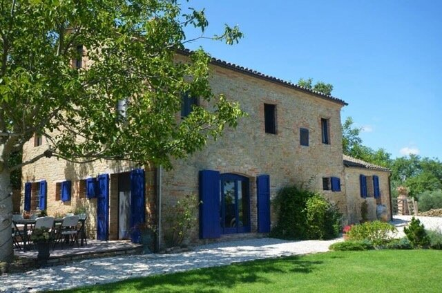 6 bed Villa with private pool in the Real Italy, Ferienwohnung in Santa Maria d'Alto Cielo
