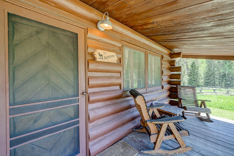 Antelope Cabin, vacation rental in Ennis