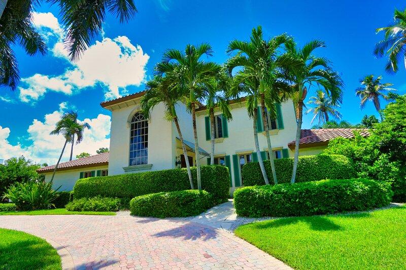 House in Port Royal 260, location de vacances à Naples
