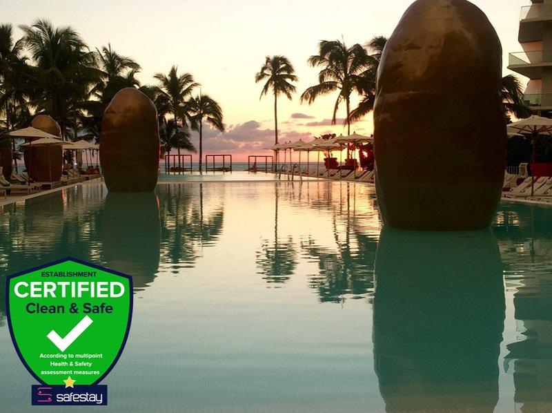 Stunning Condo and a Gem Beach!!!  ICON VALLARTA, vacation rental in Puerto Vallarta