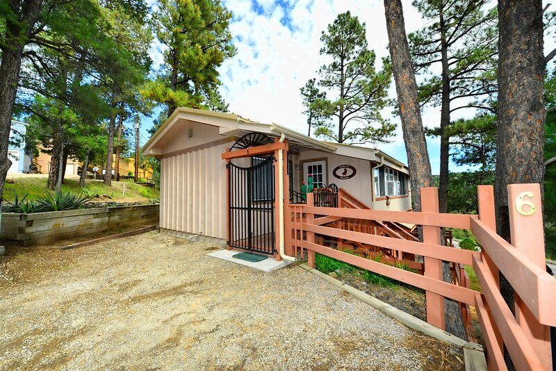 Rafter T Ranch House - Cozy Cabins Real Estate, LLC., vacation rental in Ruidoso