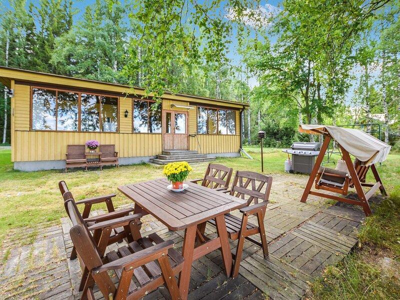 Lehtoranta, vacation rental in Lievestuore