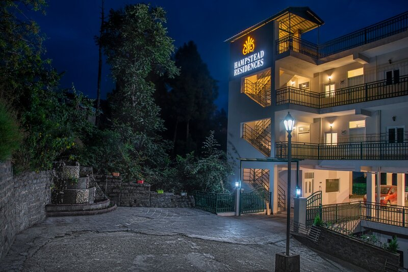 FULLY FURNISHED 1 BHK HOLIDAY HOMES, holiday rental in Solan