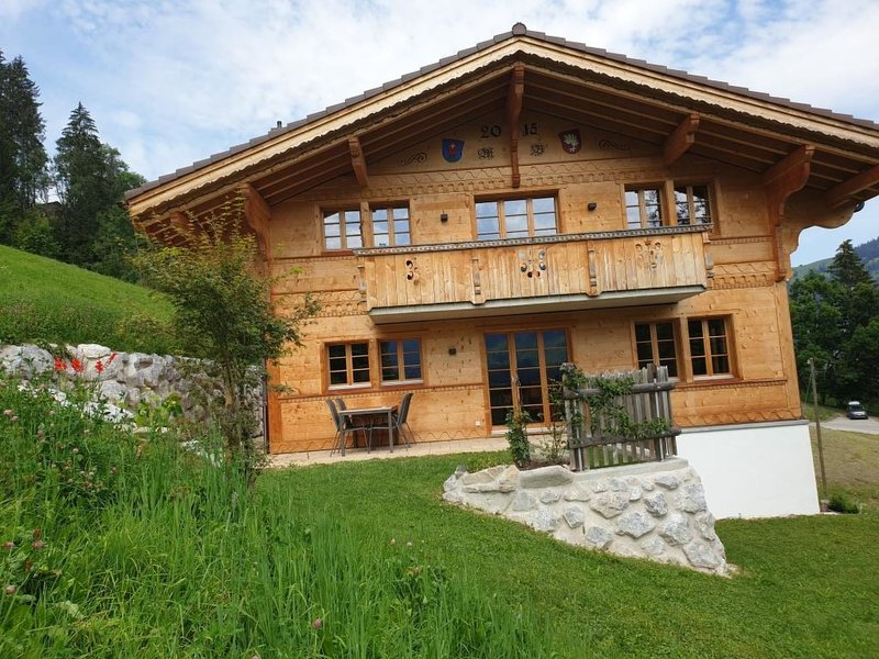 Giferblick, vacation rental in Chateau-d'Oex