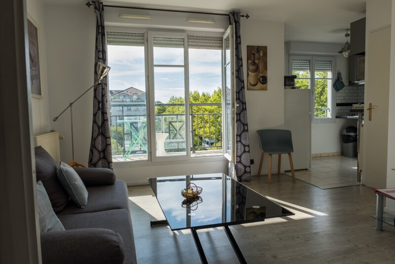 Konrad Adenauer, vacation rental in Bussy St Georges