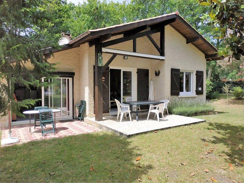 Location de vacances, holiday rental in Moliets et Maa
