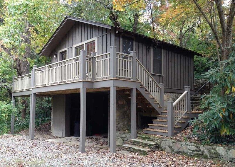 Carruth Cottage, location de vacances à Lake Junaluska