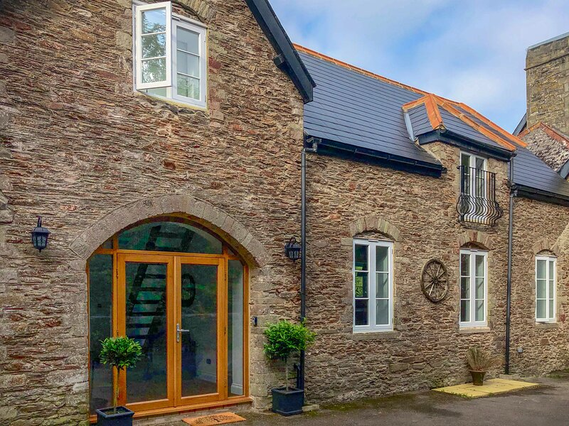 The Coach House, Berrynarbor, holiday rental in Bittadon