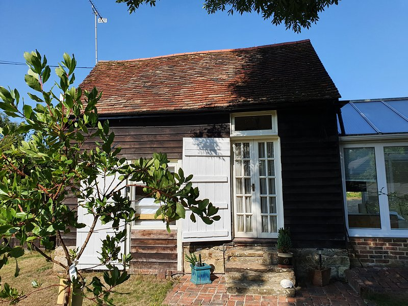 The Old Stable Block at Yew Tree Cottage, location de vacances à Partridge Green