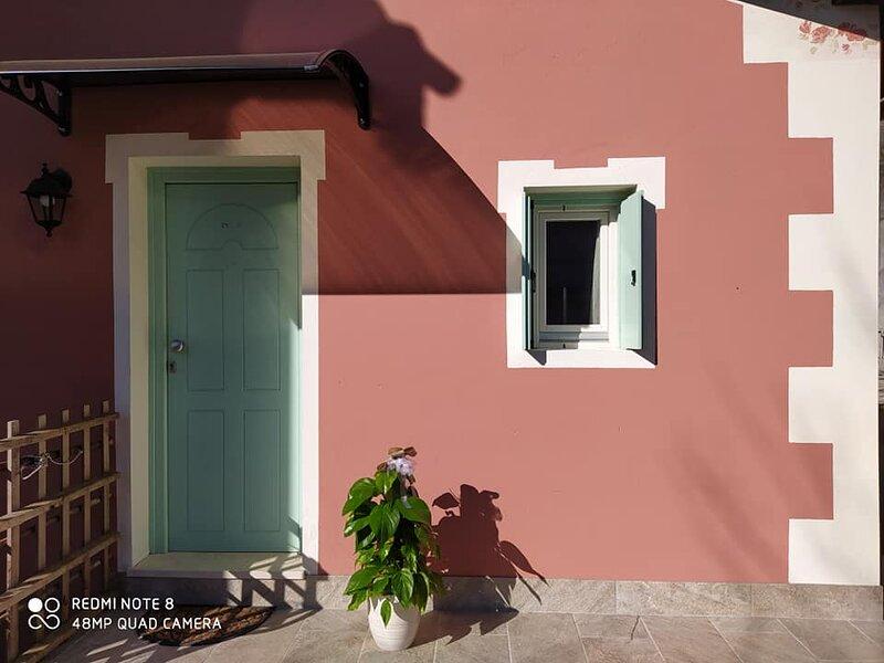 La Casa di Lugo - Casa con giardino, holiday rental in Bertigo