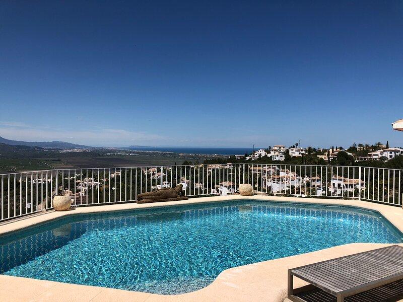 Villa Finca Costa Blanca Apartment 2 / Ferienwohnung 2, Monte Pego bei Denia, vacation rental in Rafol de Almunia