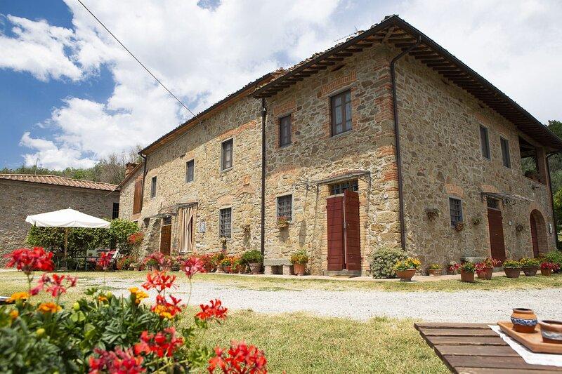 I Sorbi Larciano, location de vacances à Cantagrillo