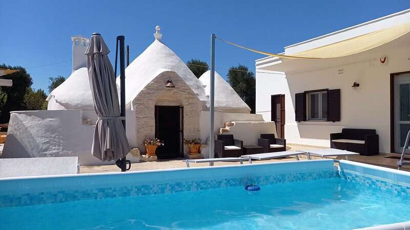 Trullo Il Noce..holiday home, vacation rental in San Vito dei Normanni