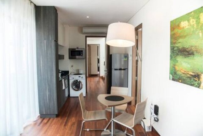 Deluxe One bedroom studio Sen-6 with shared pool, holiday rental in Pasir Gudang