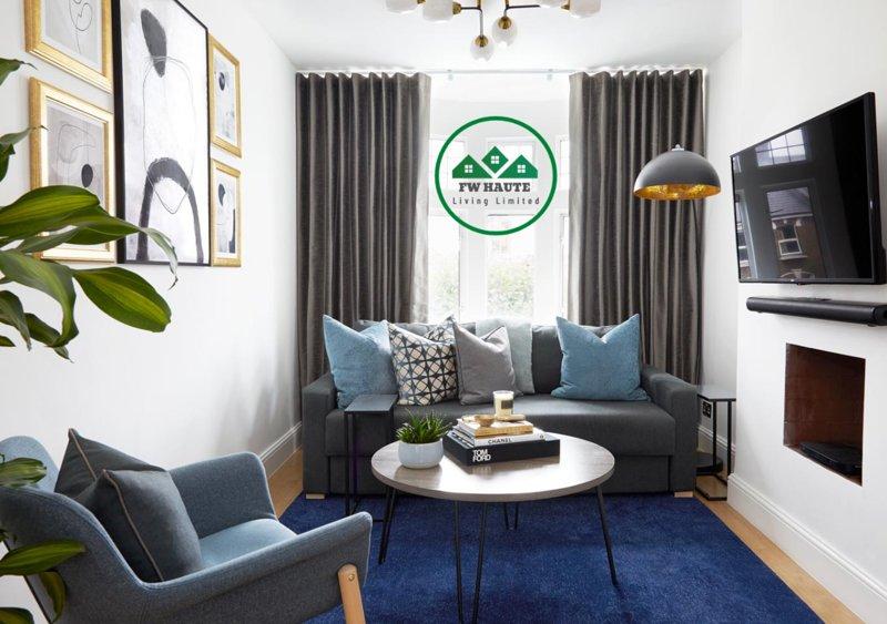 Superb 3Bed/2Bath Apartment, Ferienwohnung in North Finchley