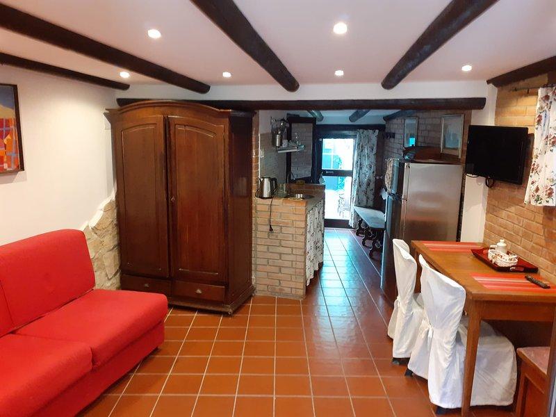 Mini appartamento, alquiler vacacional en Ponte Galeria