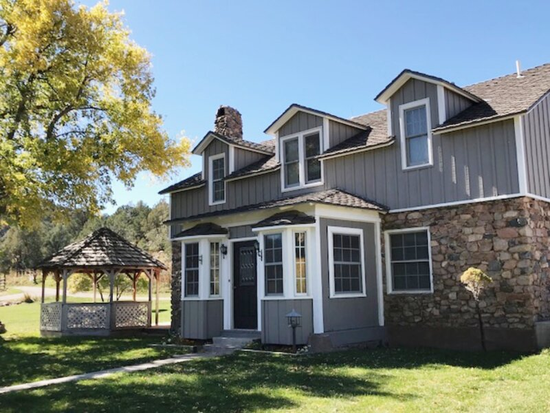 Stagecoach Ranch Colorado - Ranch House, holiday rental in Silver Cliff