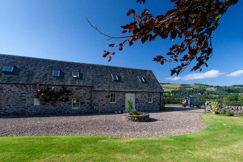Wester Coshieville Cottage, vacation rental in Pitlochry
