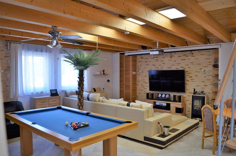 Die besondere Wohnung, holiday rental in Lower Franconia