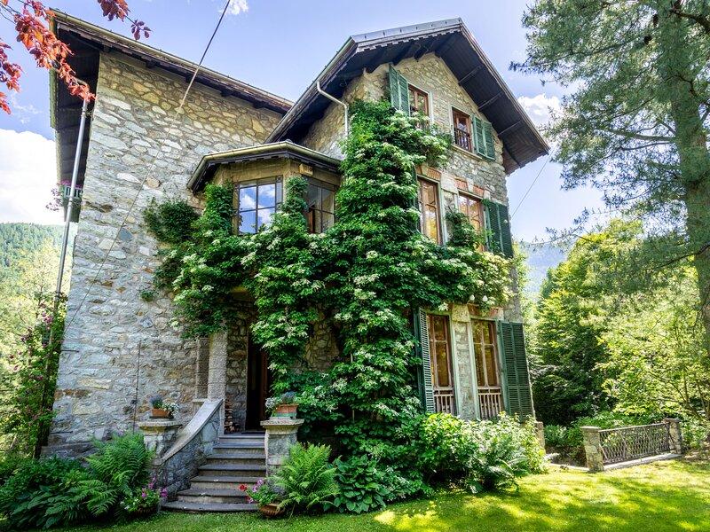 Villa Biino (VIZ200), holiday rental in Balme
