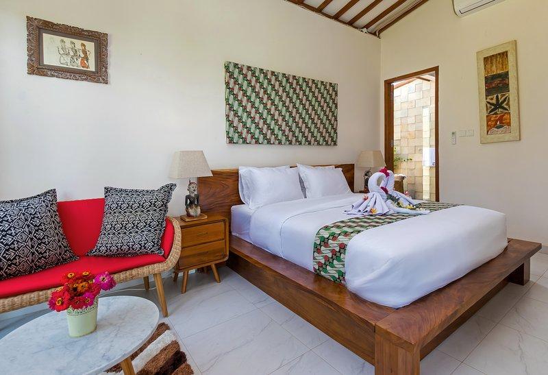 Villa Ronggo Mayang Bali, holiday rental in Pekutatan