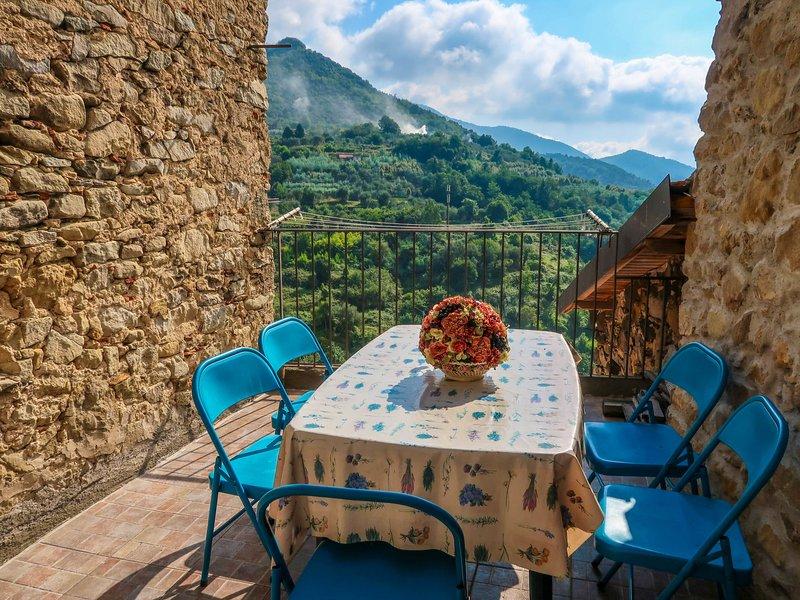 Casa del Pittore, holiday rental in Bajardo