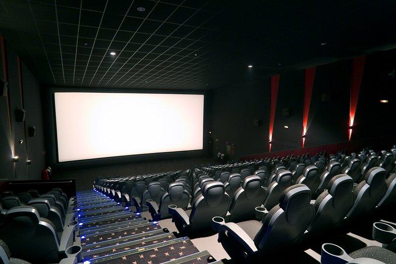Cine Centro Comercial Atlántico