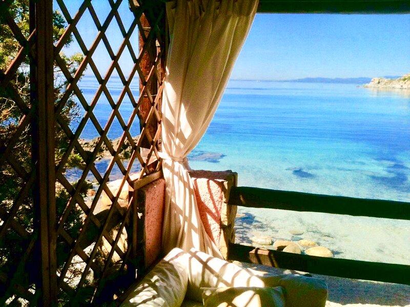Sa Pupusa Lodge by the sea, alquiler vacacional en Torre delle Stelle