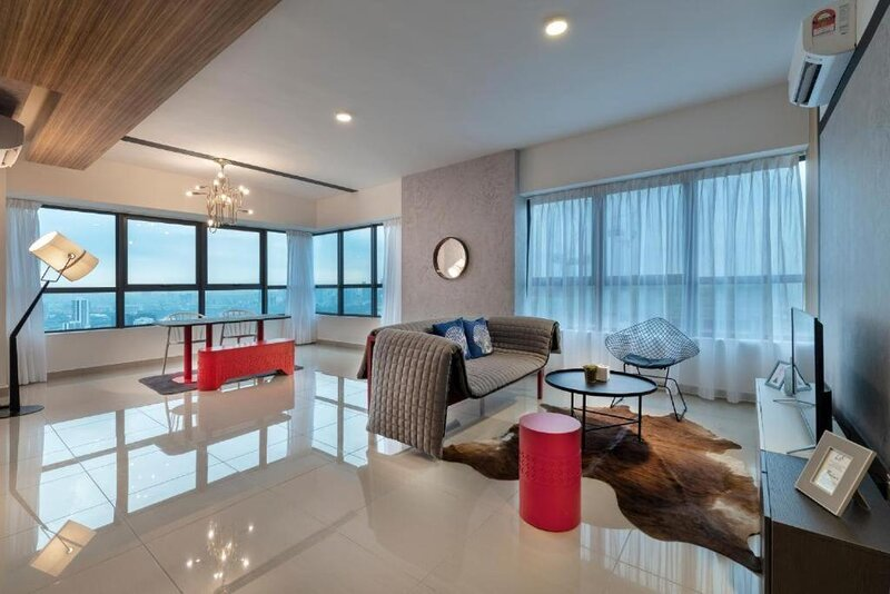 Arte Plus modern deluxe 3BR with facilities, holiday rental in Ampang