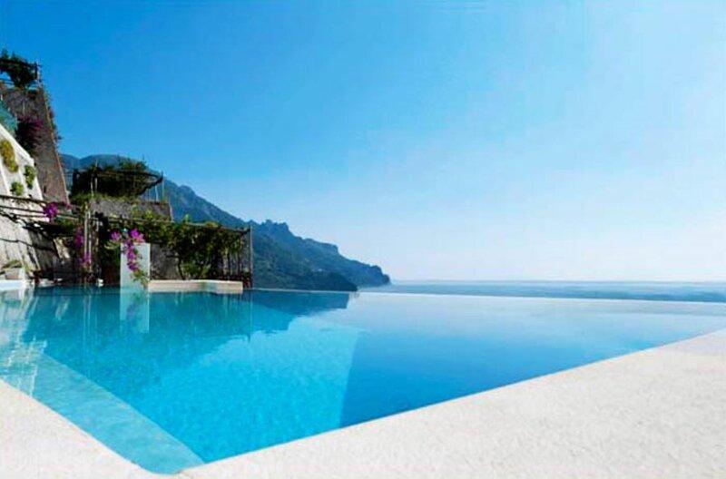 Villa Principessa, with Sea Access, Pool and Sea View - by Amalfivacation, vakantiewoning in Ravello