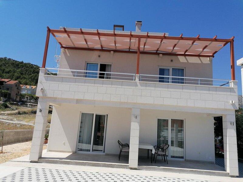 Two bedroom apartment Slano, Dubrovnik (A-18460-a), location de vacances à Sipanska Luka