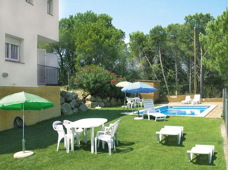 CALONGE 10 pers. (Costa Brava) VILLA+PISCINA PRIVADA, Ferienwohnung in Calonge