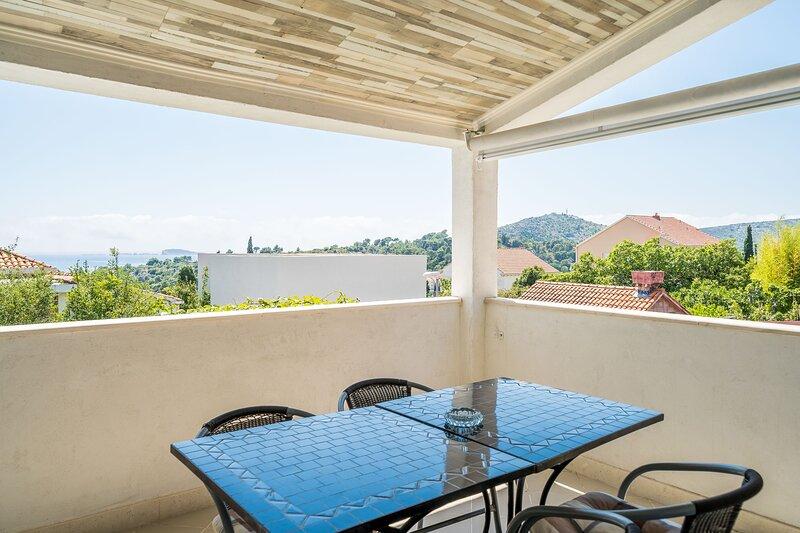 Villa Marija Adriatic-Comfort One Bedroom Apartment, vacation rental in Srebreno
