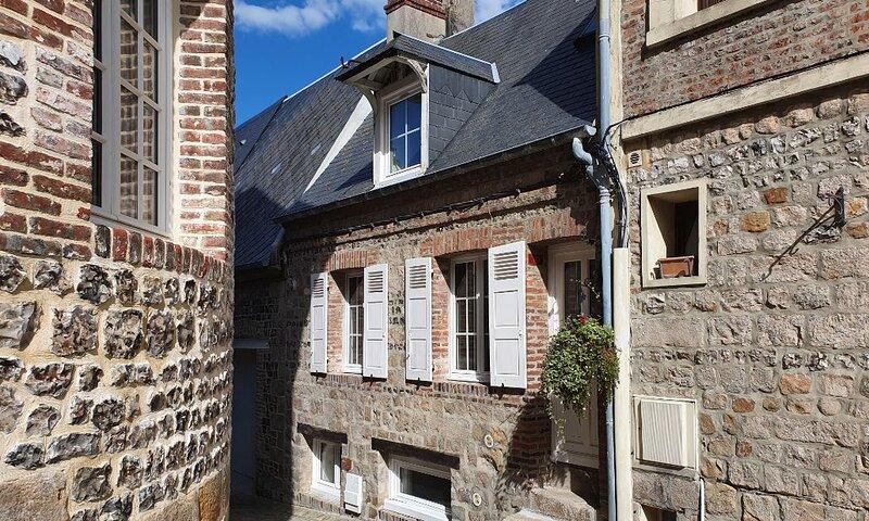 House in Saint-Valery-en-Caux, alquiler vacacional en Paluel