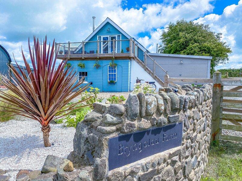 Y Lofft, Near New Quay - Ceredigion, alquiler de vacaciones en Llandysul
