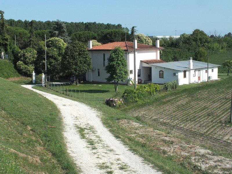 Appartamento Fiori della Natura immerso nel verde, vacation rental in Zenson di Piave