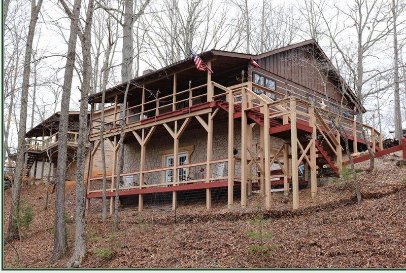 Springdale Sycamore Cottage, casa vacanza a Canton