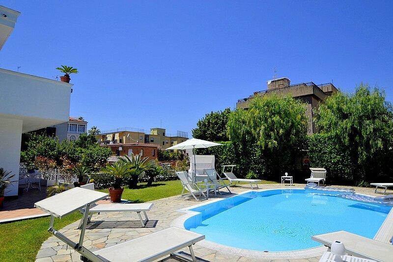 Villa Pulcra, holiday rental in Piano di Sorrento