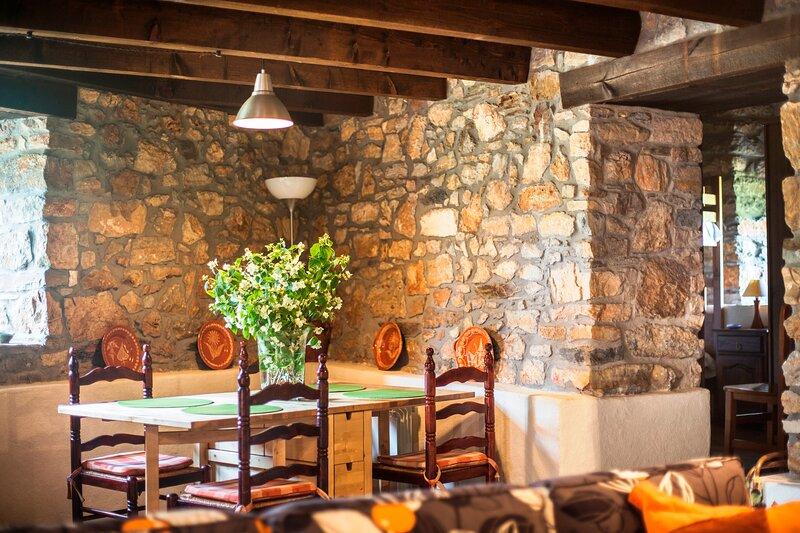 Ruralmédulas 1 zona de Las Medulas, vivienda de uso turístico, alquiler de vacaciones en Provincia de León