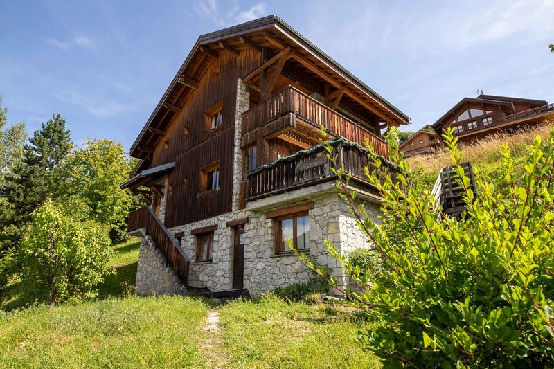 Chalet Camarine, holiday rental in Meribel