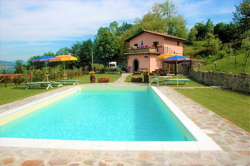 Pool and property