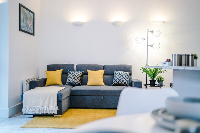City Dreamz- Modern & stylish flat in Manchester City Centre, holiday rental in Manchester