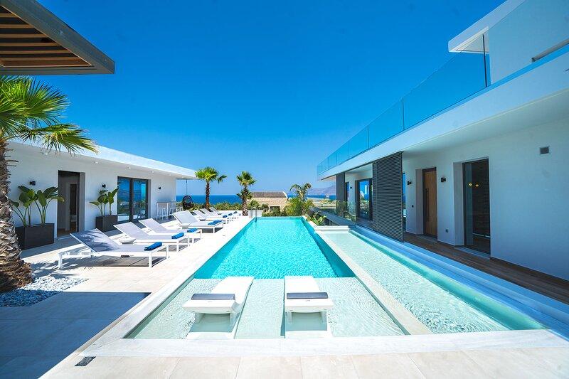 Villa Lydia Kissamos, Chania, vacation rental in Kampos