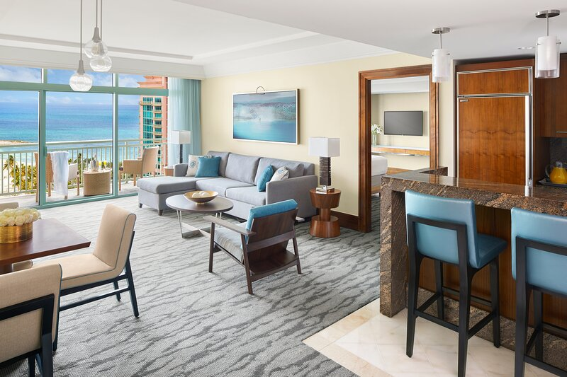 The Reef at Atlantis - Two Bedroom Ocean View Suite, holiday rental in Paradise Island