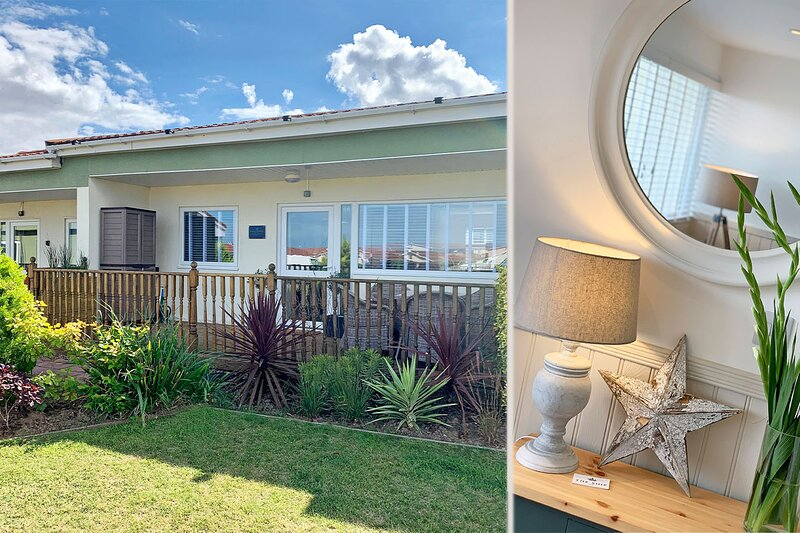 Norfolk Beach Retreat, Rainbow's End Park, Bacton, location de vacances à Bacton