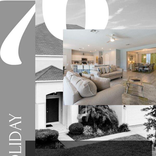 ⭐⭐⭐Disney Exquisite Gem! 7 Bedrooms/ 6 Baths  ⭐⭐⭐, holiday rental in Four Corners