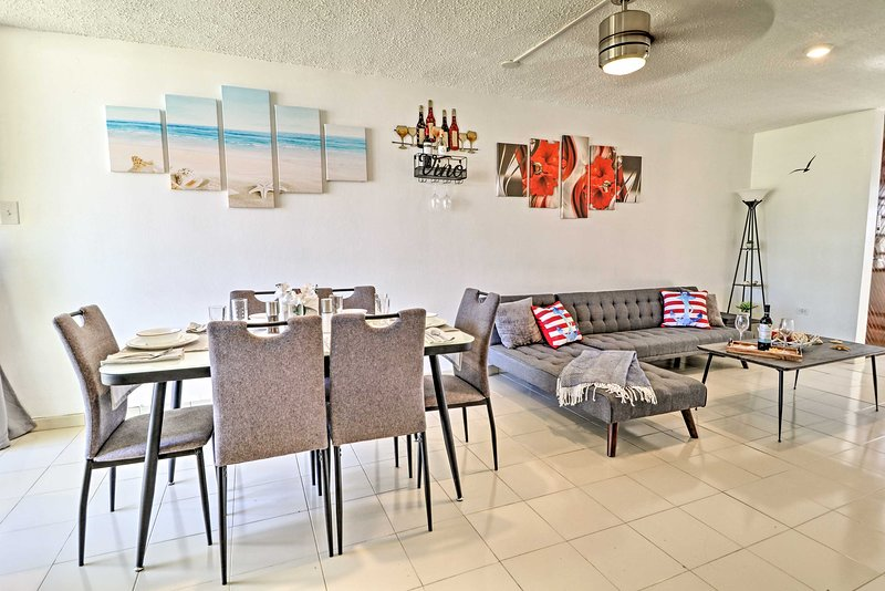 Step into your home-away-from-home at this Rio Grande apartment!