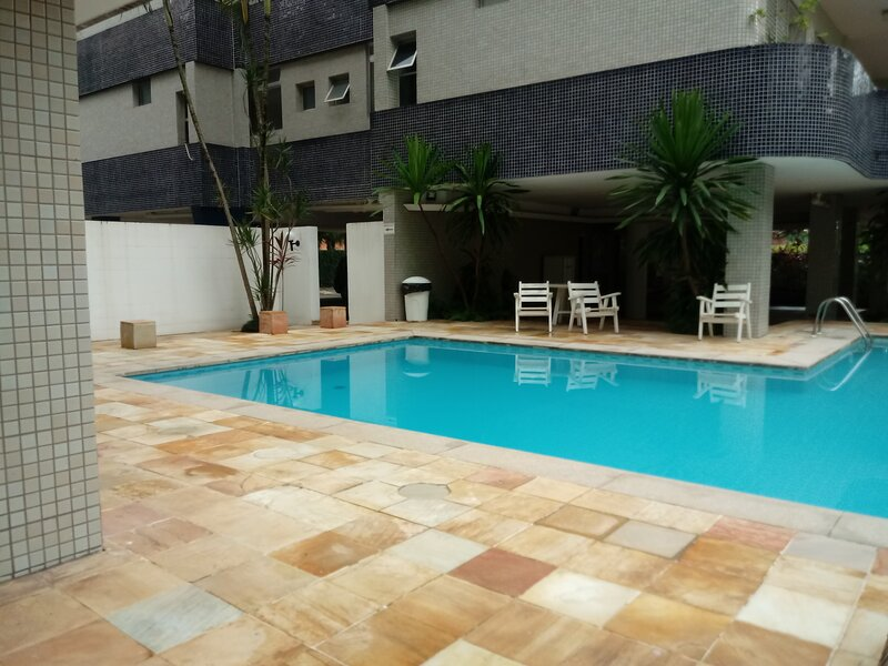 Cobertura - 3 dorms - Guarujá - Enseada - 9 pessoas, aluguéis de temporada em Guarujá