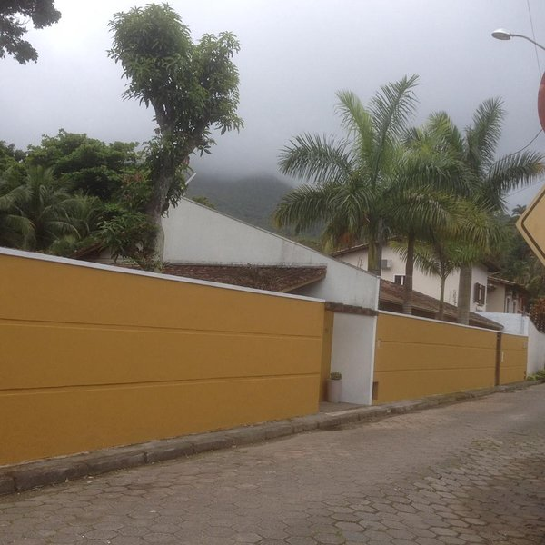 Casa Ilhabela  - 3 dorms - Saco da Capela - 100 metros da praia do Pequeá, casa vacanza a Ilhabela
