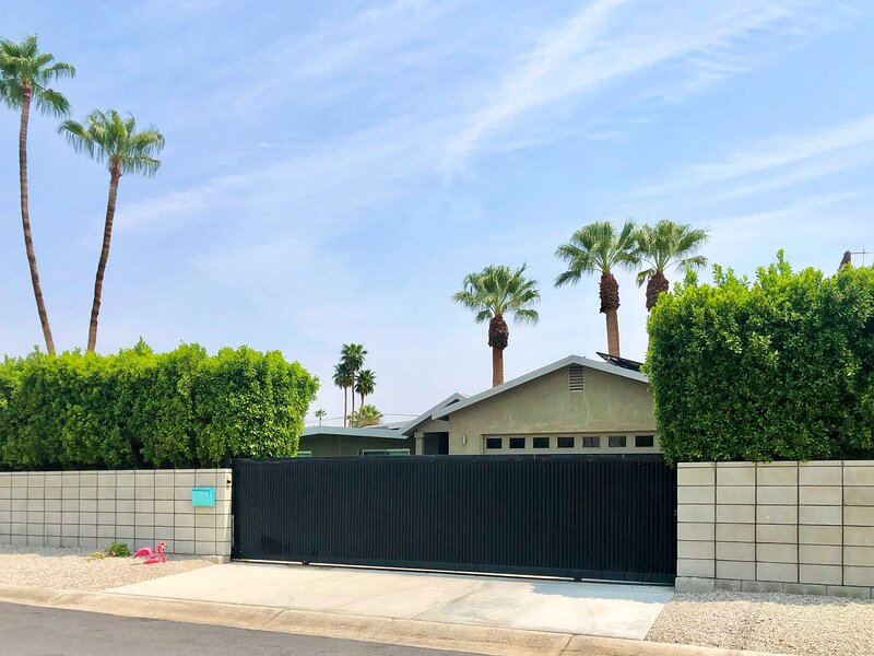 You'll love the privacy gate.